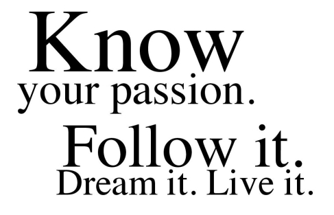 know-your-passion