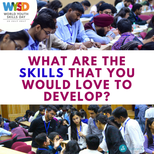 World Youth Skills Day_